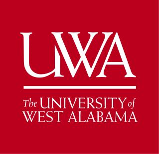 The University of West Alabama logo